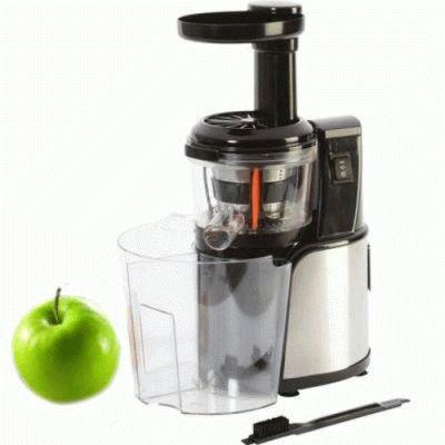 Вертиальная шнековая соковыжималка для яблок