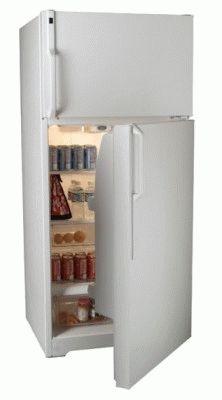 Холодильник старого образца