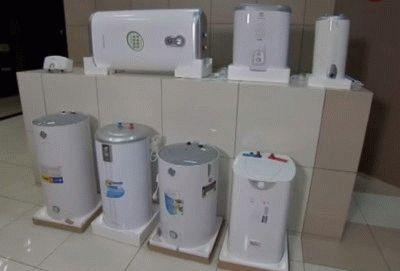 Разнообразие водонагревателей