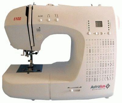 Машина швейная AstraLux 5100