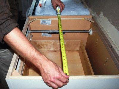 Ящик для посудомоечной машины