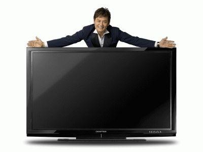 Большой экран ТВ