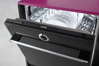 Посудомоечная машина современная