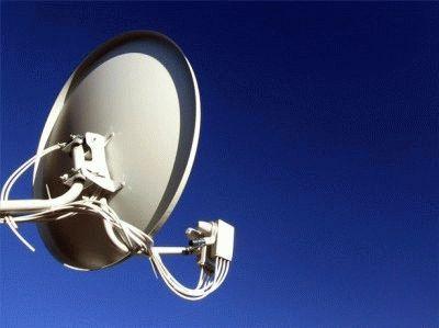 Наведение спутниковой антенны
