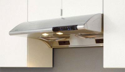 Вытяжка для кухни с подсветкой
