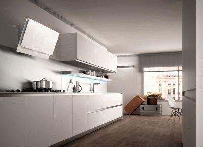 Стильная кухня с Faber SPA