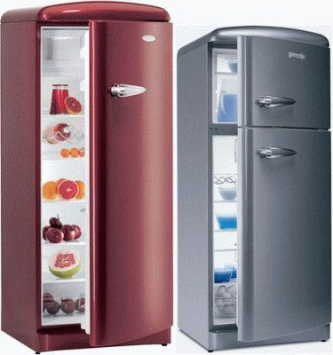 Небольшие холодильники