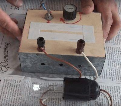 Мощный регулятор для радиолюбителей