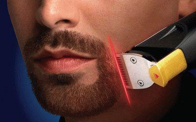 Бритьё бороды