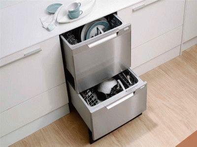 Маленькая посудомоечная машина