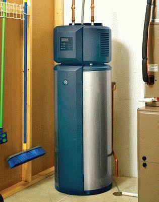 Бытовой водонагреватель