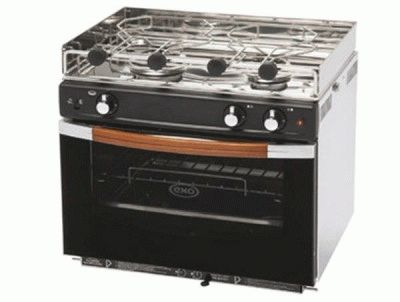 Встраиваемая газовая плита с духовкой