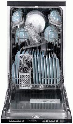 Устройство посудомоек