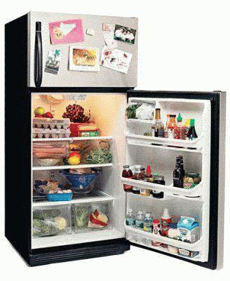Холодильник с морозилкой