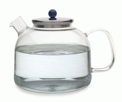 Чайник стеклянный для газовой плиты
