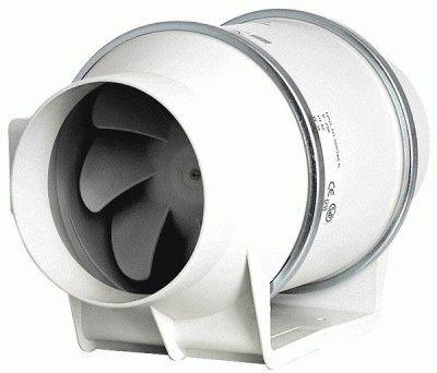 Вентилятор канальный круглый