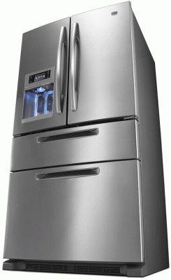 Холодильник с высоким энергопотреблением