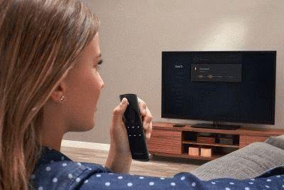Достаточное расстояние от ТВ