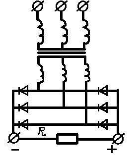 Трёхфазная схема Ларионова