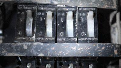 Автоматические выключатели советского типа
