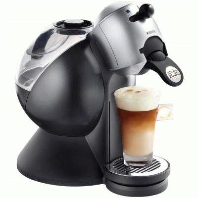 Капучино из кофемашины