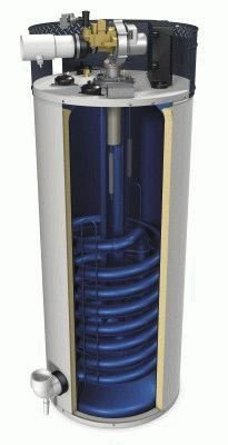 Нагревательный элемент водонагревателя