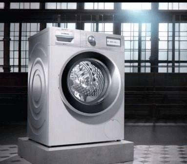Стиральная машина iSensoric от Siemens