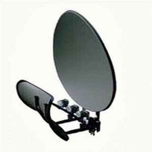 Спутниковая тороидальная антенна