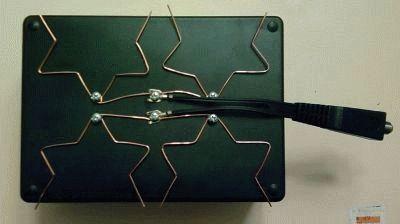 Плоскость антенны