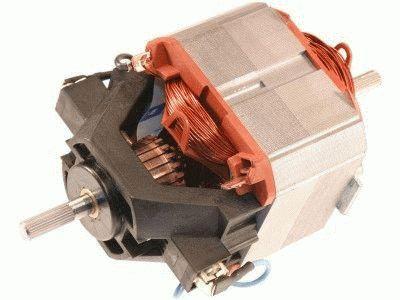 Двигатель коллекторного типа