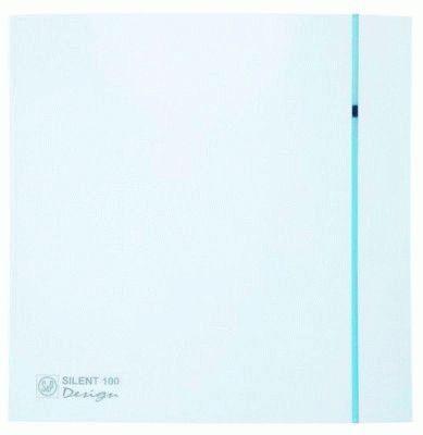 Вытяжной вентилятор для ванной комнаты Silent Design