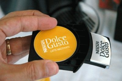 Dolce Gusto капсула
