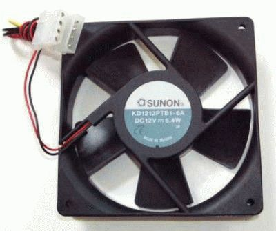 Вентилятор с блоком