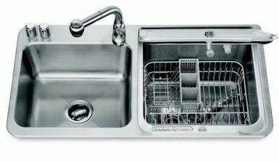 Посудомоечная машина с вертикальной загрузкой