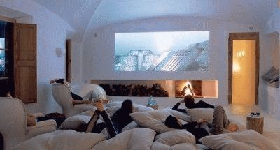 Кинотеатр домашний для друзей