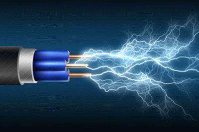 Течение тока по поводам