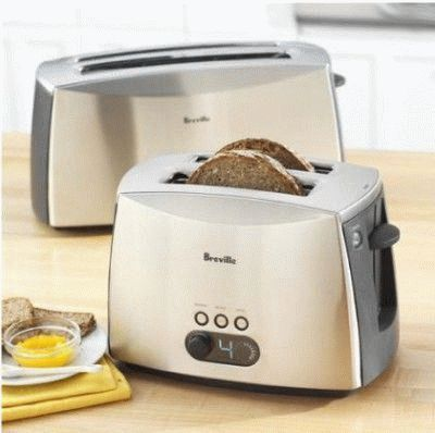 Автоматический тостер