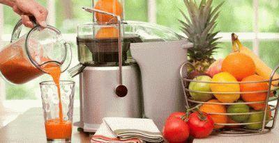 Соковыжималка для фруктов