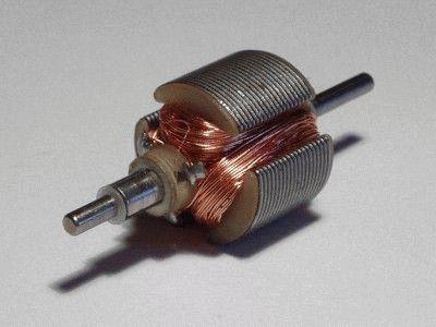 Ротор двигателя