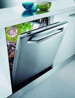 Эргономичная посудомоечная машина