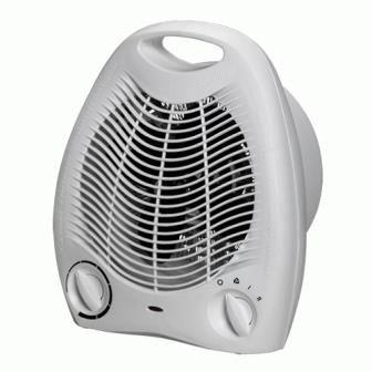 Обогреватель и вентилятор 2 в 1