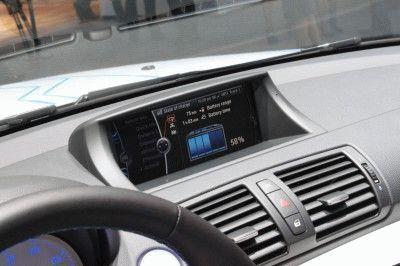 Дисплей авто