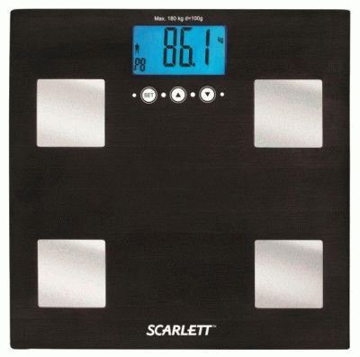 Биологические весы от Scarlett