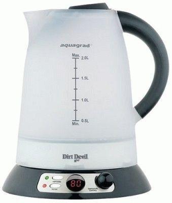 Чайник электрический с терморегулятором