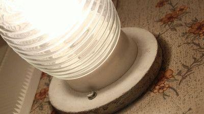 Нормальная работа лампочки