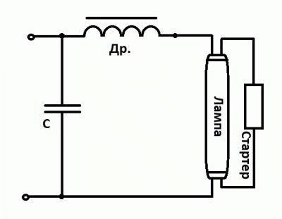 Схема подъёма напряжения до 450 В