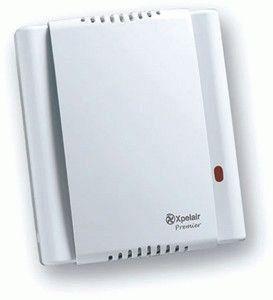 Вентилятор с гигростатом