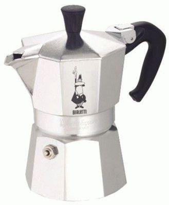 Кофеварка гейзерного типа от Биалетти