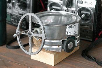Самодельная кофемолка