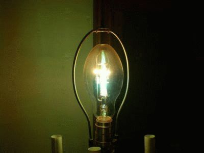 Яркость ДРЛ лампы